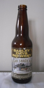 Sugar Shack Ale