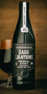 Dark Libations #3