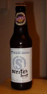 Scratch Beer 10 - 2008