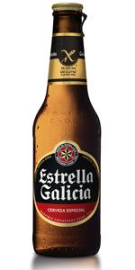 Estrella Galicia Sin Gluten / Gluten Free