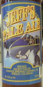 Jeff's Pale Ale