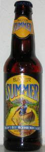 Saxer's Lemon Lager