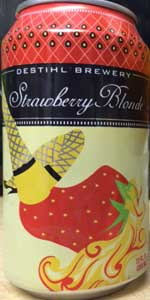 Strawberry Blonde Ale