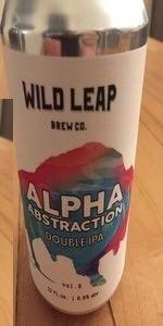 Alpha Abstraction, Vol. 8