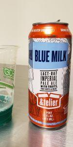 Carton / J. Wakefield - Blue Milk