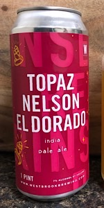 Rinse / Repeat - Topaz Nelson El Dorado