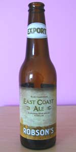 Robson's East Coast Ale