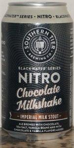 Nitro Chocolate Milkshake