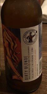 Dirty Blonde Ale
