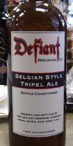 Belgian Tripel