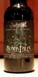 Brandy Barrel Black Falls