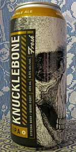 Skeleton Crew Knucklebone IPA