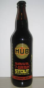 "Survival ""7-Grain"" Stout"
