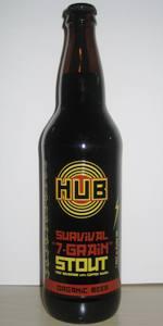 """Survival """"7-Grain"""" Stout"""