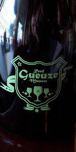 Cantillon Reed Gueuze Muscat