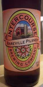 Bareville Pilsner