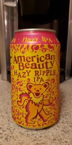 American Beauty Hazy Ripple IPA