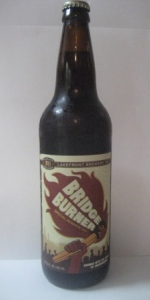 Bridge Burner Special Reserve Ale