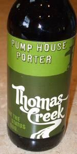Thomas Creek Pump House Porter