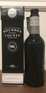Bourbon County 2 Year Reserve Brand Stout (2019)