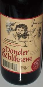 Donder & Bliksem (US 8.2 % Version)