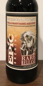 Big Bad Baptist - Vanilla Brandy