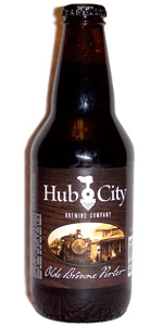 Hub City Olde Browne Porter