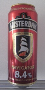 Amsterdam Navigator 8,4