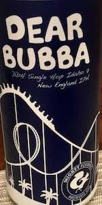 Dear Bubba