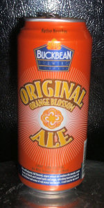 Original Orange Blossom Ale