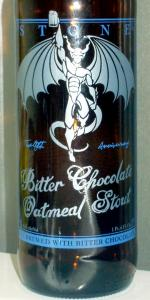 12th Anniversary Bitter Chocolate Oatmeal Stout