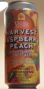 Harvest Raspberry Peach