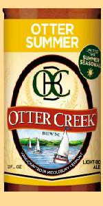 Otter Creek Summer Ale