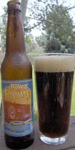 Boxcar Brown