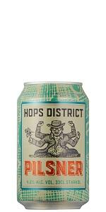 Hops District Pilsner