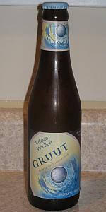 Gruut Belgian Wit Bier