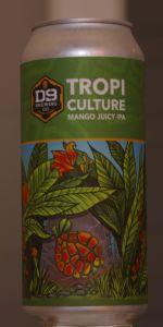 TropiCulture (Mango Juicy IPA)