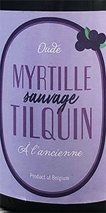 Oude Myrtille Sauvage Tilquin à l'Ancienne
