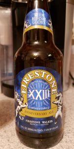 Firestone 23 - Anniversary Ale