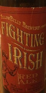 Fighting Irish Red Ale