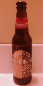 Imperial Cherry Amber Ale