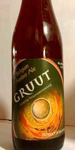 Gruut Belgian Amber Ale