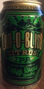 Can-O-Bliss: Citrus IPA