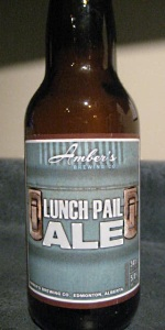 Lunch Pail Ale
