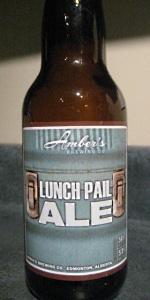 Lunch Pail Ale
