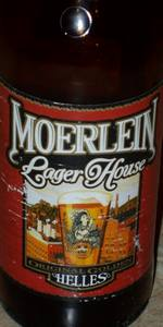 Christian Moerlein Lager House Original Golden Helles