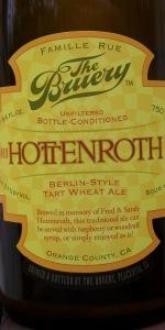 Hottenroth Berliner Weisse