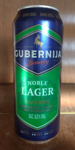 Noble Lager