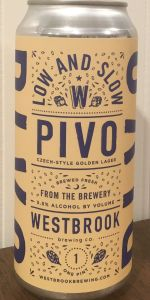 Low And Slow: Pivo