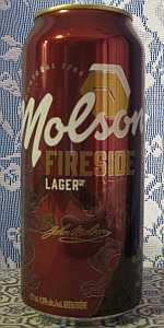 Molson Fireside Lager